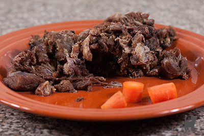 Ballaststoffe und Fleisch
